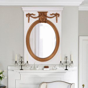 Heritage Mantle Mirror