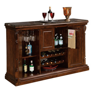 View of the Napoleon Bar Console