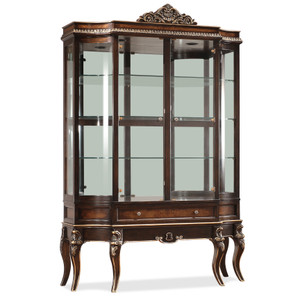 View of the Mandolin China Cabinet