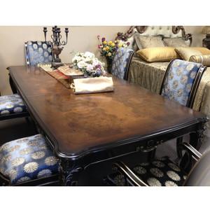 Mandolin Dining Table (with leaf option)