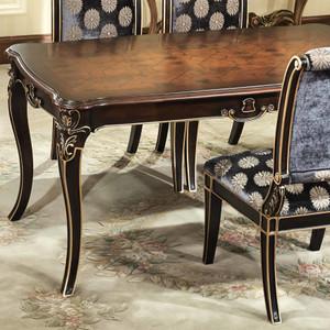 Mandolin Dining Table (no leaf option)