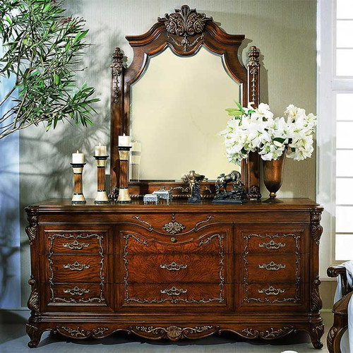 Old Natchez Dresser (Mirror Extra)