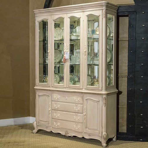 Caravelle Cottage China Cabinet