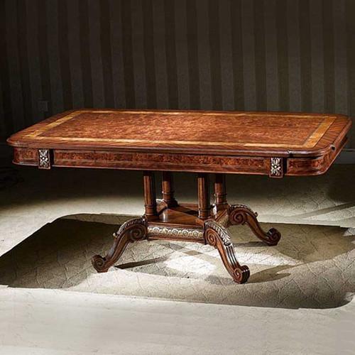 Louis 16th Single Pedestal Table