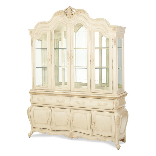 Caravelle Pearl China Cabinet