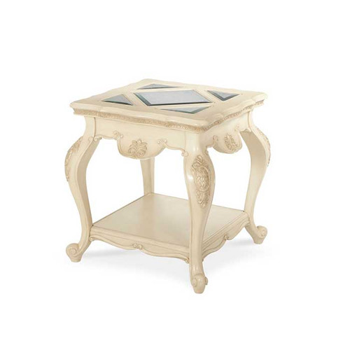 Caravelle Pearl End Table