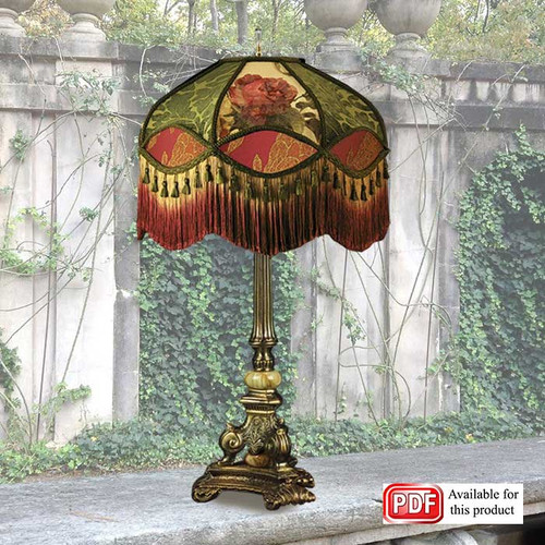 Victorian Charm Lamp