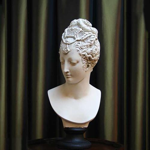 Madame du Barry Bust