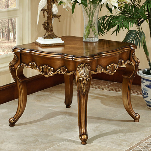 Royal Isabella End Table