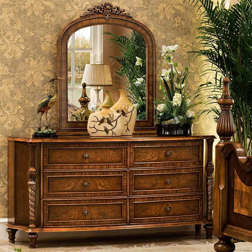 Montague Dresser (Mirror extra)