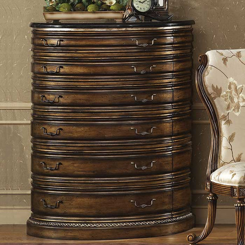 Parisian Chest  with Granite Top