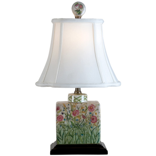 Hampton Box  Lamp