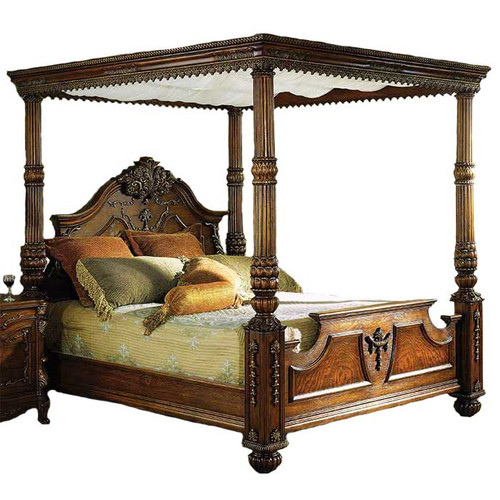 Old Natchez Canopy Bed