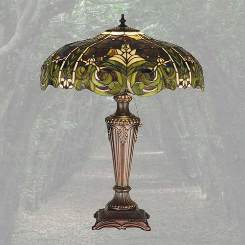 Black Forest Lamp