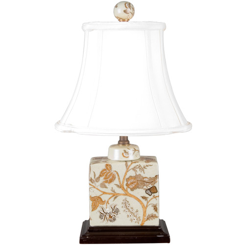 Alder Box Lamp