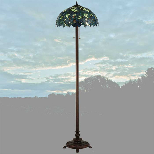 Night Garden Floor Lamp