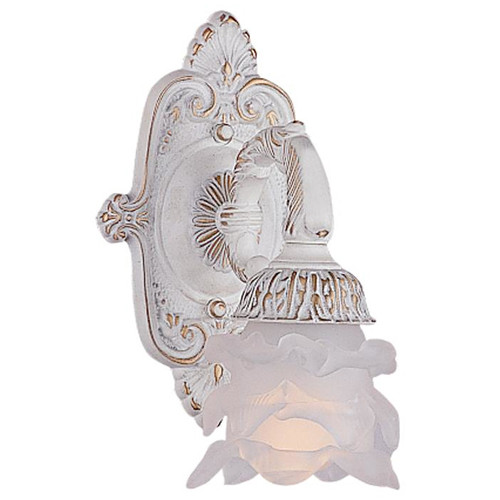 Winter Flower Sconce
