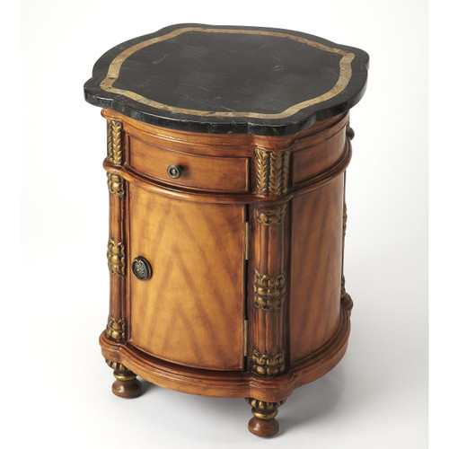 Tiger Drum Table
