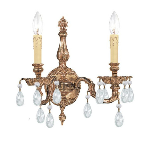 Tears of Joy Two-Arm Sconce