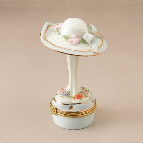 Lady Anya Hinged Hat Box