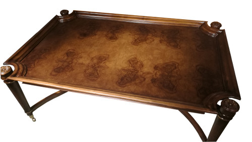 Sir Hamilton's Coffee Table*