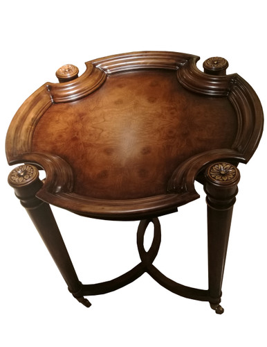 Sir Hamilton's End Table*