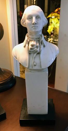 George Washington with Pedestal