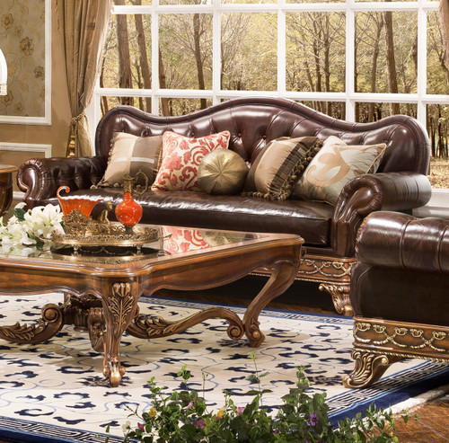 View of the Maurice Sofa.