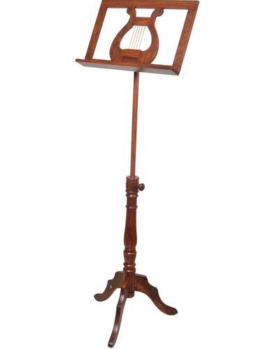 Rosewood Lyre Music  Stand