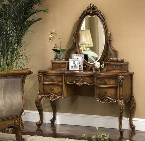 View of the Dresser.