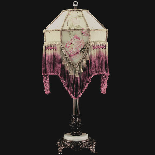 Royal Roses Lamp