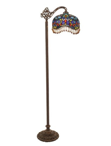 Victorian Umbrella Floor Lamp