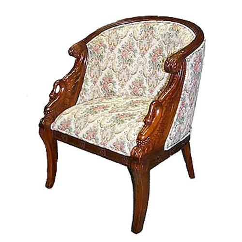 View of the Georgianna Tub Chair.