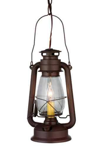 Miner's Lantern Mini Pendant.