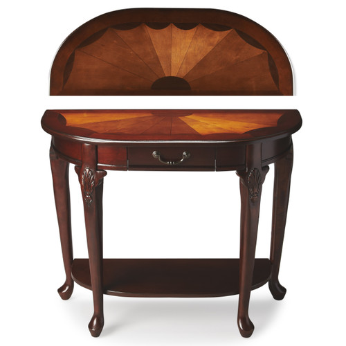 Parquetry Console