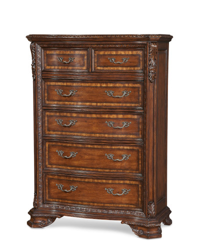 View of the Olde London Drawer Chest