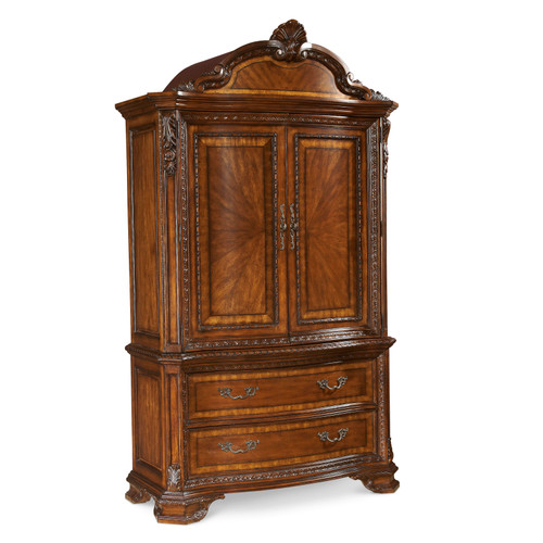 View of the Olde London Armoire