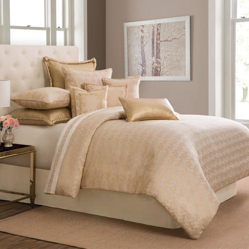 Golden Sunrise Bedding