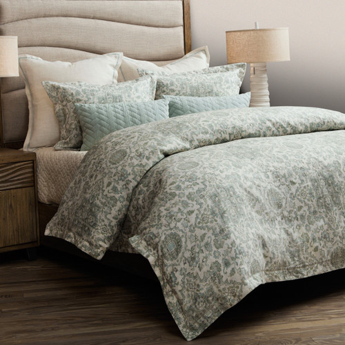 Sea Mist Spa Duvet Bedding