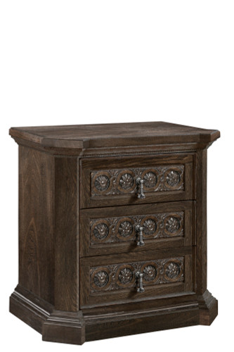 View of the Miabella Nightstand.