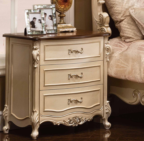 View of the Celeste Nightstand