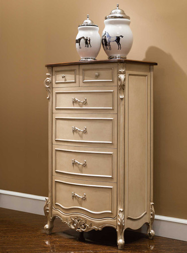 View of the Celeste 6 Drawer Chest