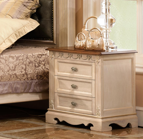 View of the St. Augustine Amande Nightstand