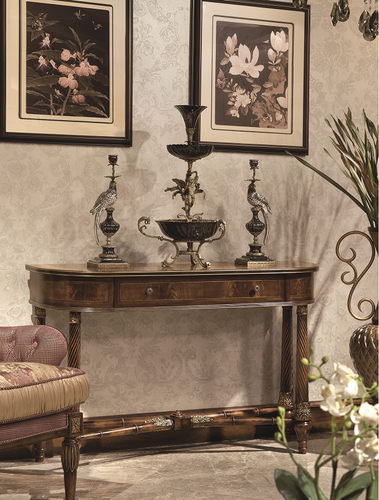 View of the Rockefeller Console Table