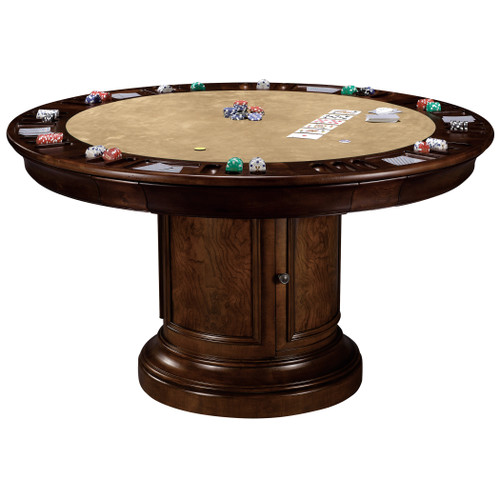 View of the Cambridge Poker Table