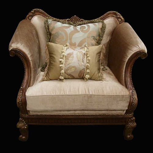 Lord Byron Accent Chair