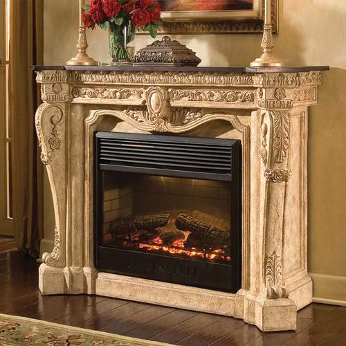 Versailles Fireplace
