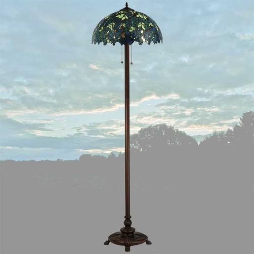 Night Garden Floor Lamp