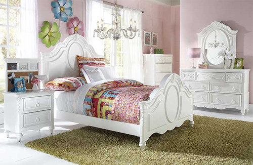 Lady Heather Panel Bed