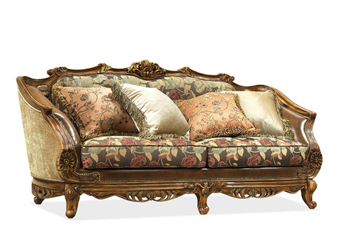 View of the Sofa